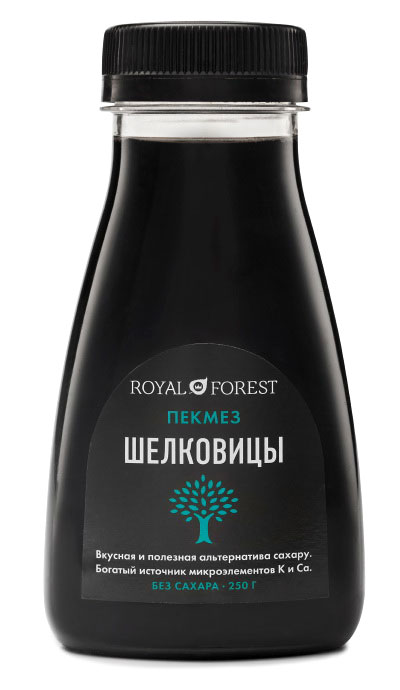 Пекмез шелковицы | Royal Forest