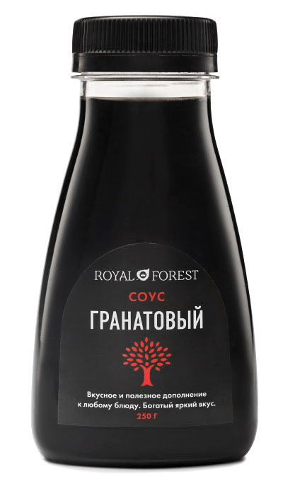 Соус гранатовый Royal Forest